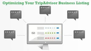 Trip Advisor Optimization and Enhanced Profile - transformation digital marketing