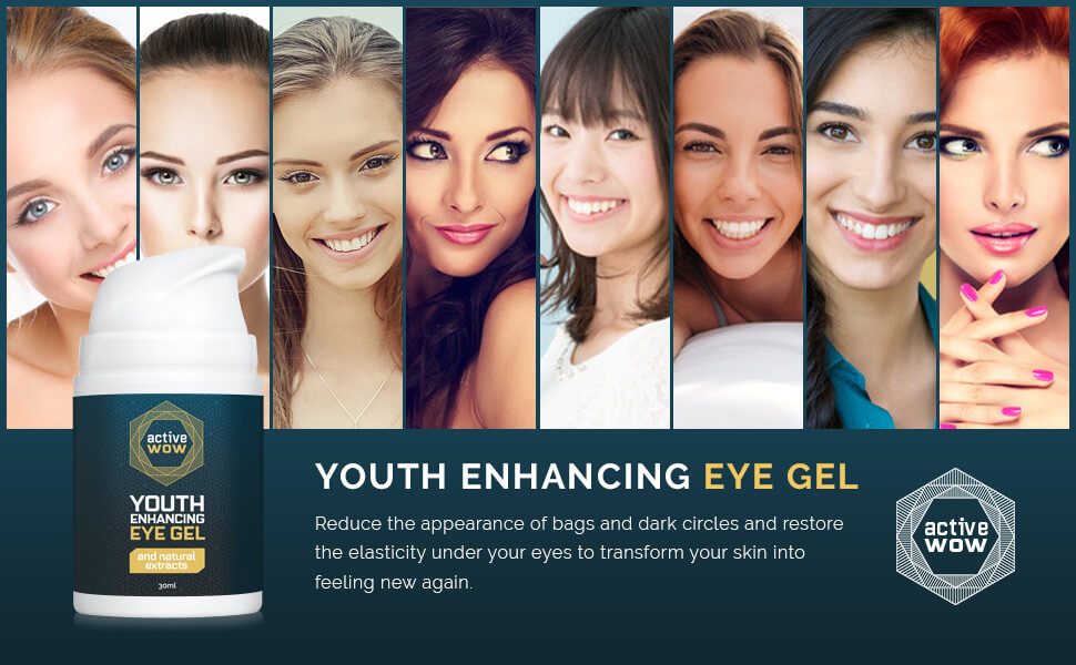 Youth Enhancing Eye Gel