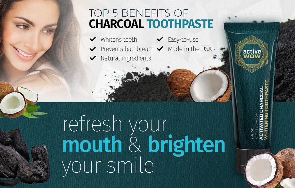 Refresh your mouth and brighten your smile