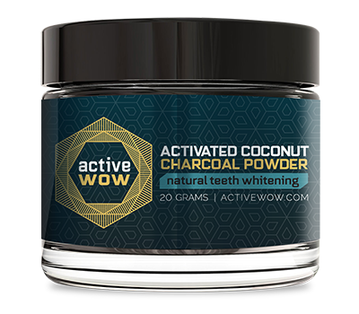 Active Wow Activated Charcoal