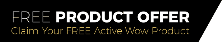Claim Your Free Active Wow Product