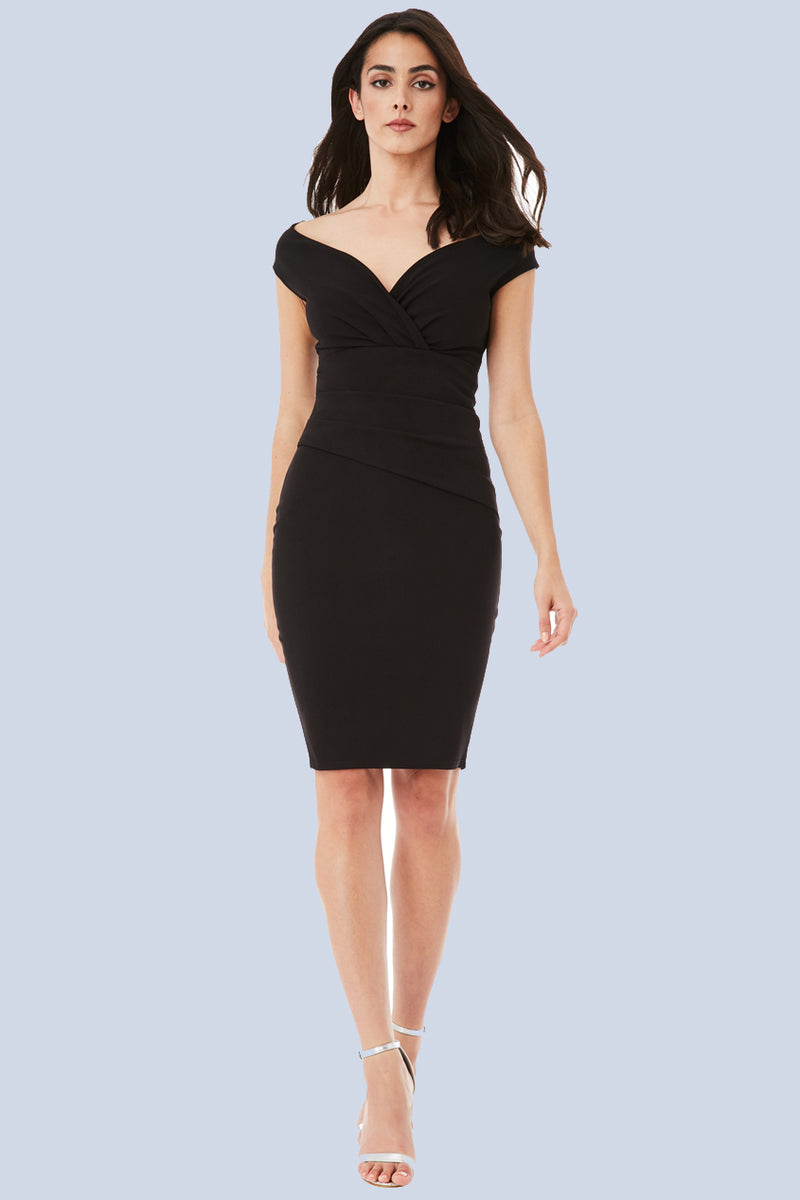night party black short party dresses