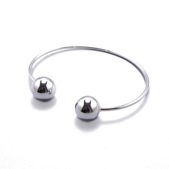 FM Limited Edition Double Ball Bangle