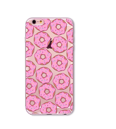 iPhone 6 Plus Jelly Case