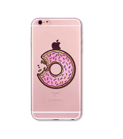 iPhone 6/6s Jelly Case