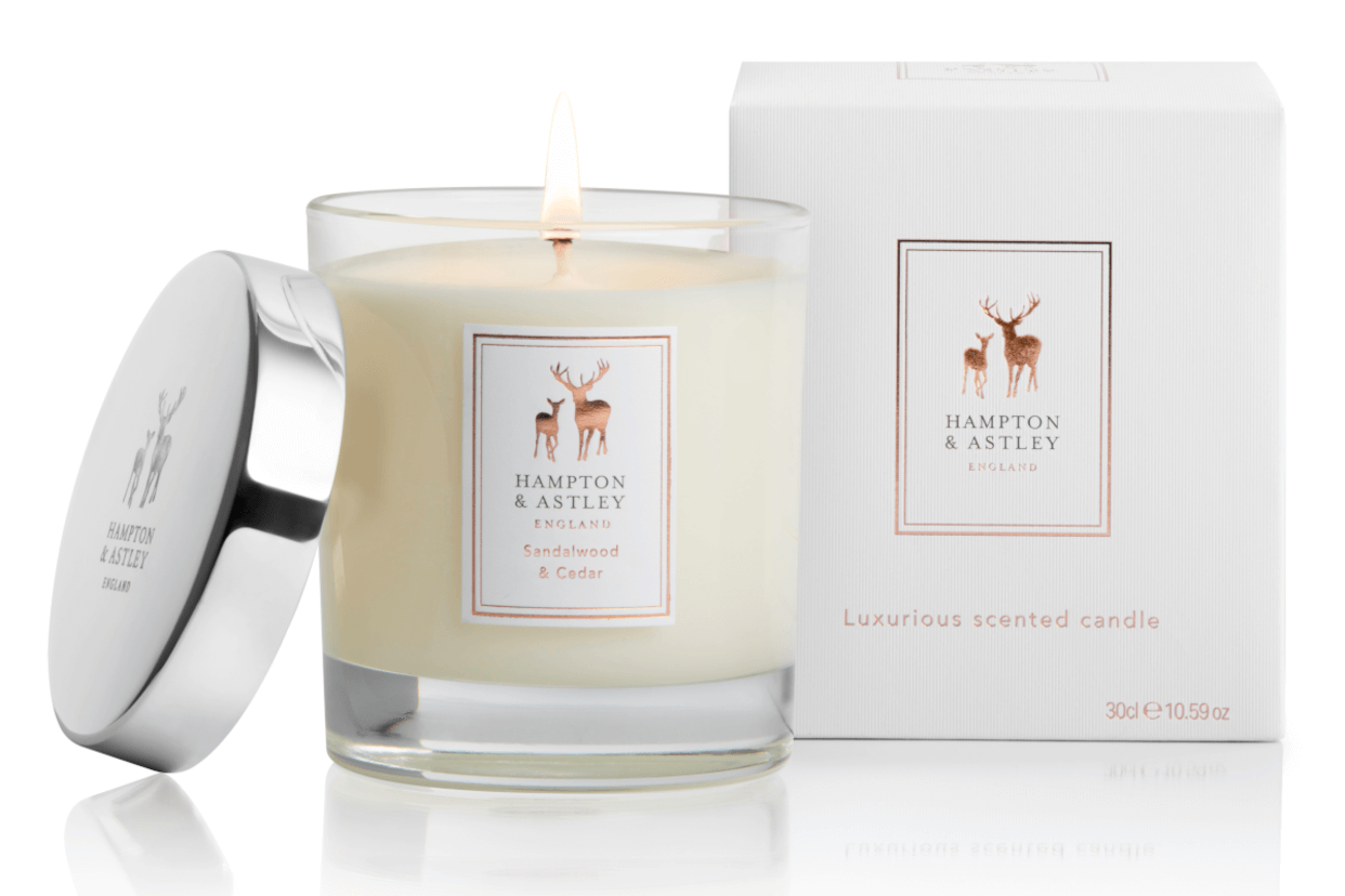 Introducing our two new candle scents