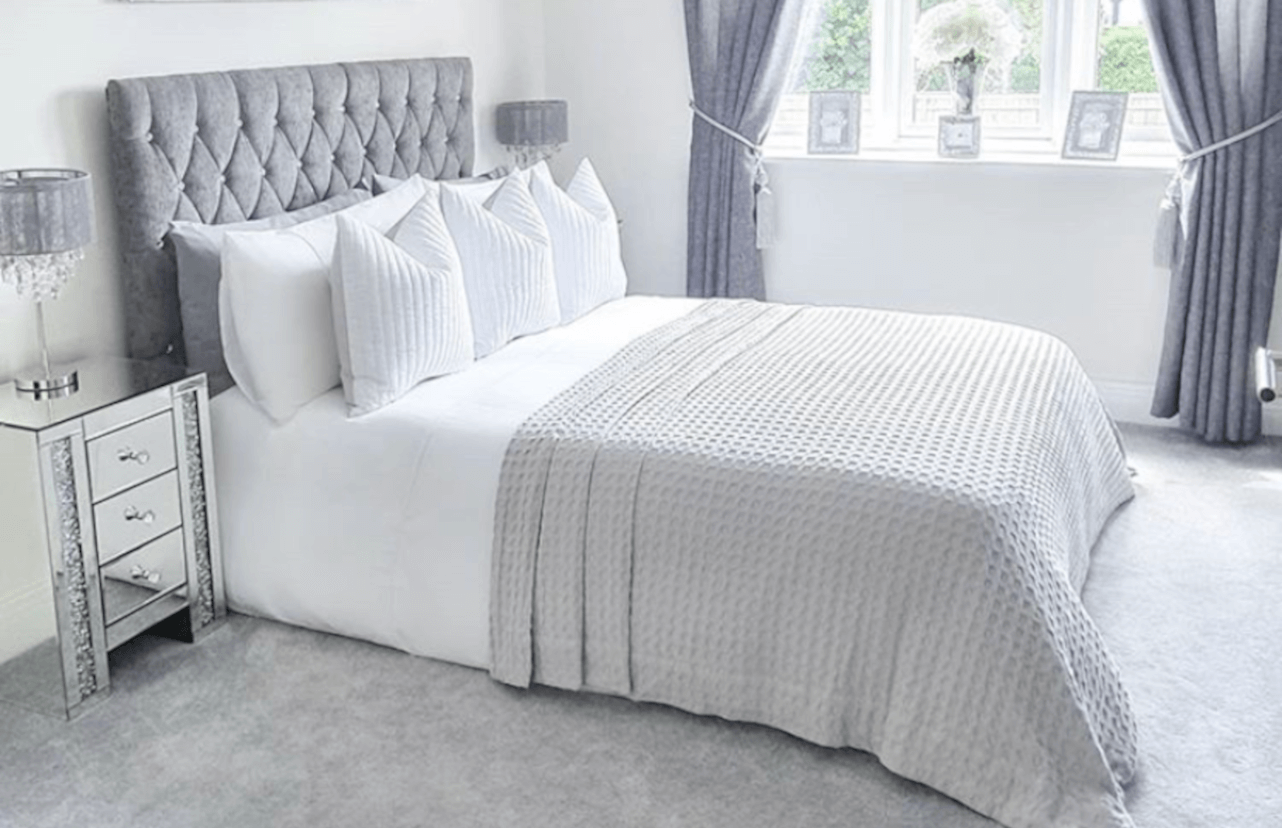 5 ways your bedding can help you sleep better