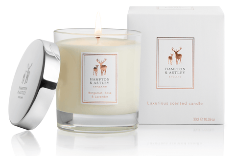 A high quality, well-made candle that is properly burned will burn cleanly and safely