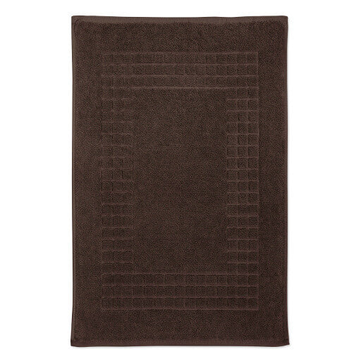 Chocolate brown Bath Mat