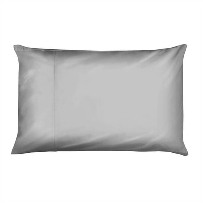 Housewife pillowcase, grey