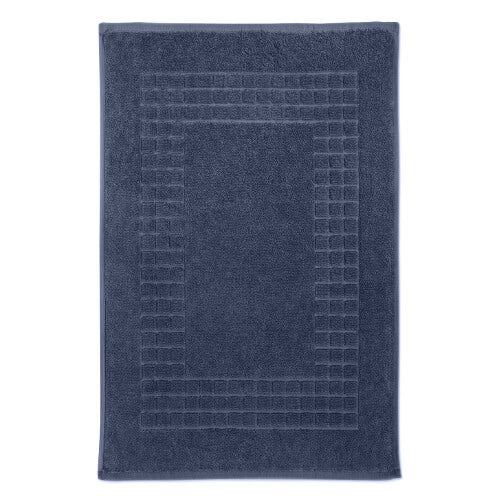 Navy Bath Mat