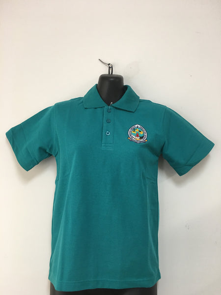 Kindy - Year 2 Teal Polo