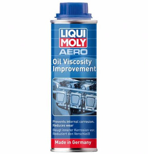 AERO Oil Viscosity Improvement