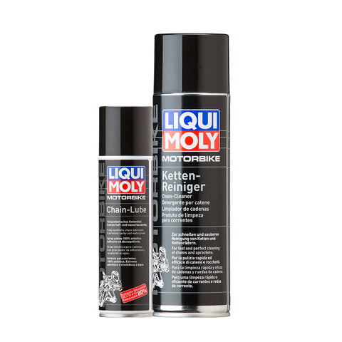 Motorbike Chain Lube and Cleaner Bundle Deal