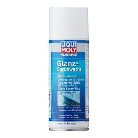 Liqui Moly Marine Gloss Spray Wax 400Ml 25054 (Official Store)