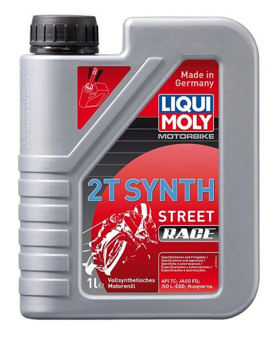Liqui Moly Fully Synthetic Street Race 2 T 1L 1505 (1L)
