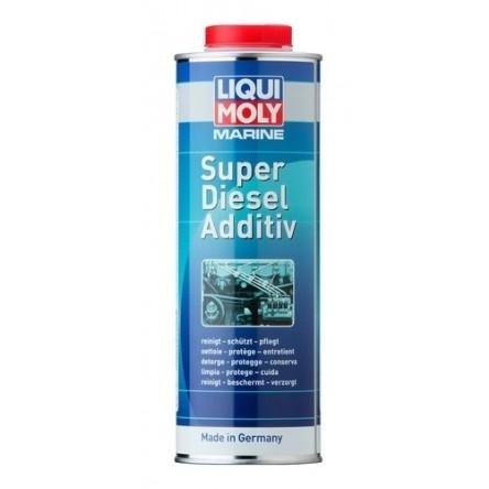 Liqui Moly Marine Sup. Diesel Additive 1L 25007 (Official Store)