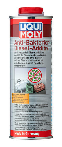 Anti-Bacterial Diesel Additive 1L