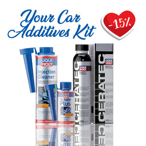 Liqui Moly Car Additives Kit