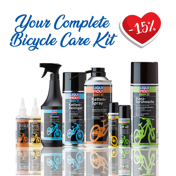 Liqui Moly Complete Bicycle Care Kit