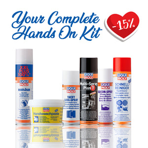 Liqui Moly Complete Hands On Kit