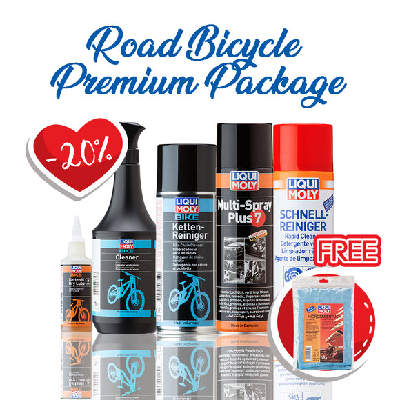 Liqui Moly Road Bicycle Premium Package