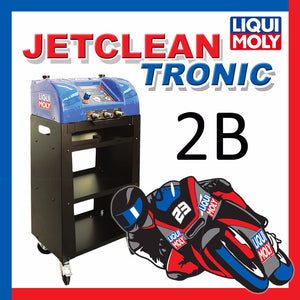 JetClean Tronic for Motorcycles Class 2B