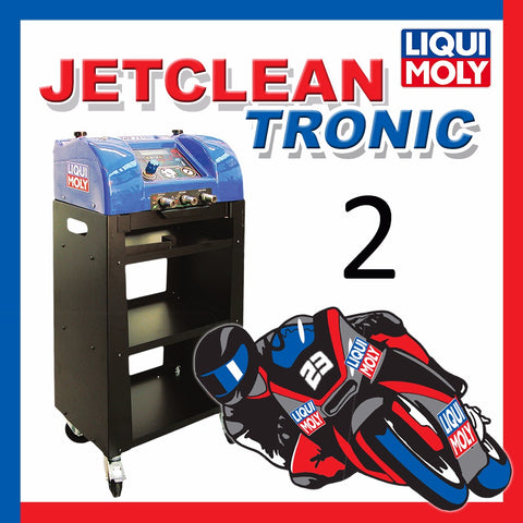 JetClean Tronic for Motorcycles Class 2