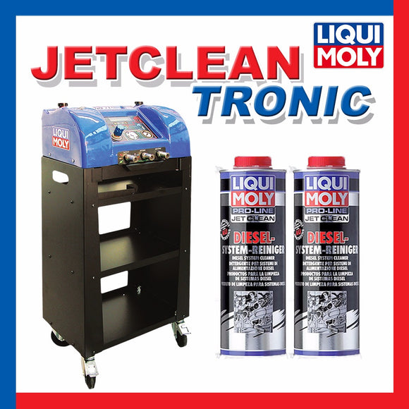 JetClean Tronic for Diesel Cars Premium (2 Bottles)