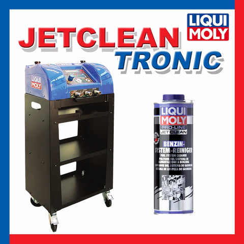 JetClean Tronic for Petrol Cars Basic (1 Bottle)