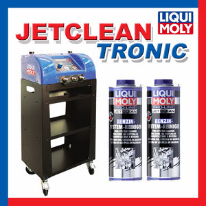 JetClean Tronic for Petrol Cars Premium (2 Bottles)