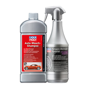 Liqui Moly Car Exterior and Wheel Cleaning Set