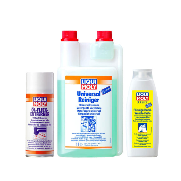 Liqui Moly Spring Cleaning Bundle Deal