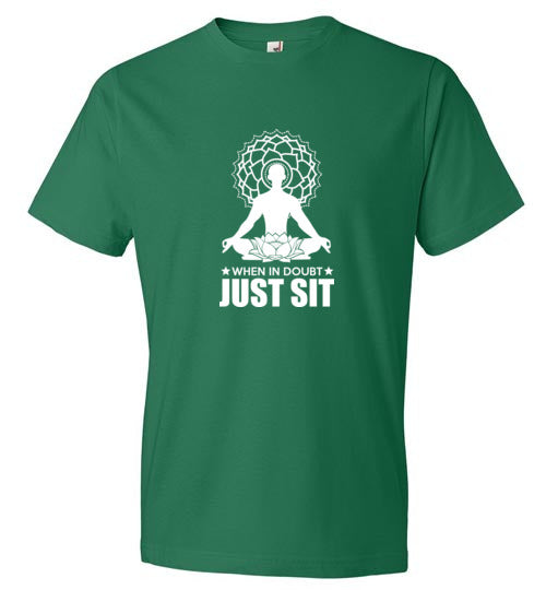 Men's Just Sit Tee