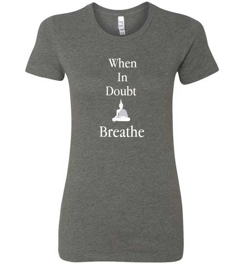 Breathe Bella Ladies Tee