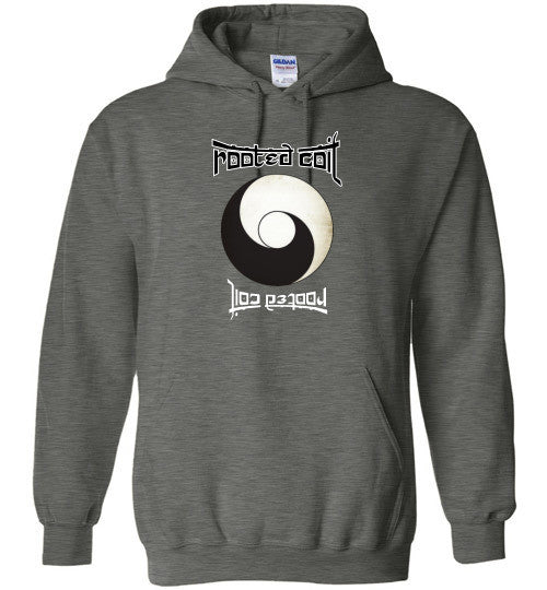 Rooted Coil Heavy Hoodie