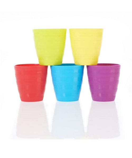 Mothercare My First Weaning Tumblers- 5 Pack