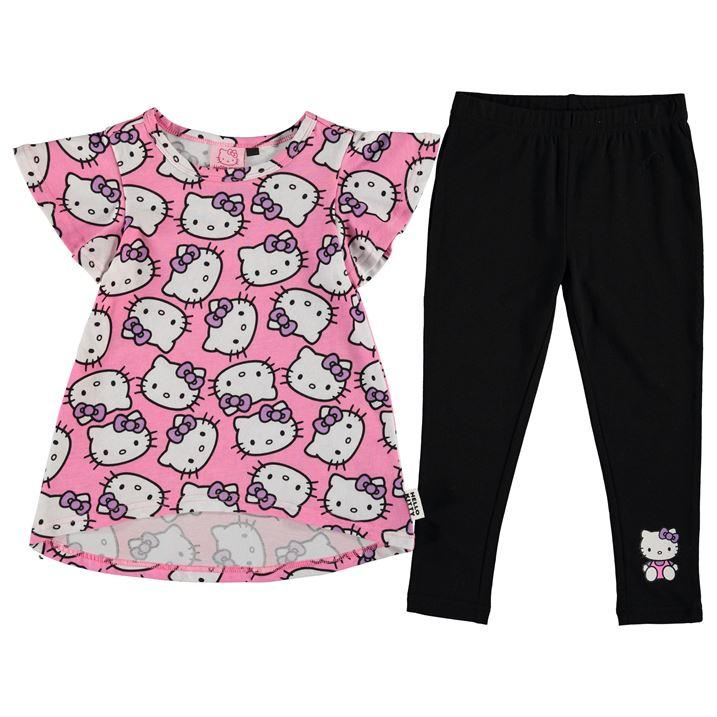 Hello Kitty Jersey set