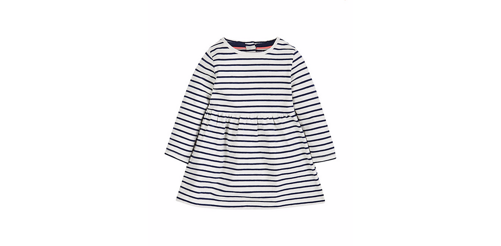 Breton striped dress