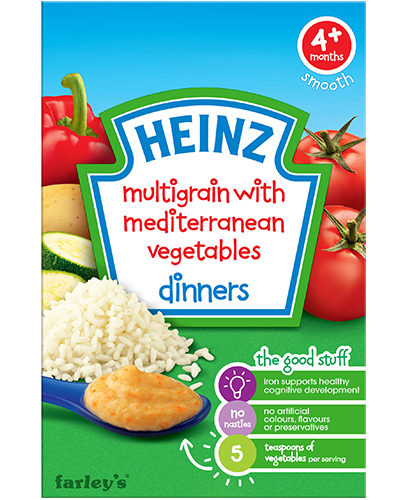 Heinz Multi grain With Mediterranean Vegetables