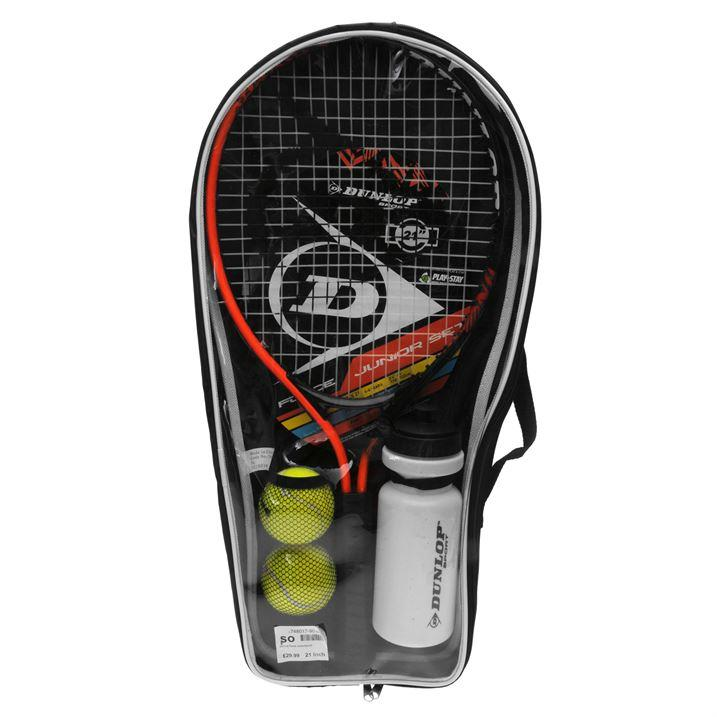 dunlop junior tennis set