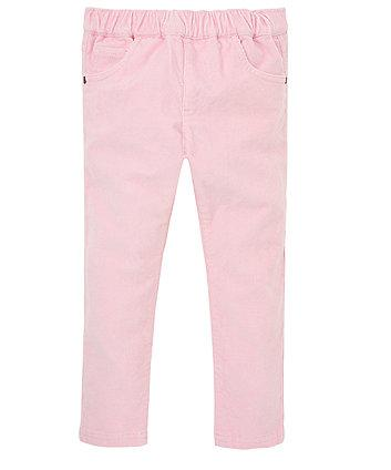 Mothercare Pink Cord Trousers