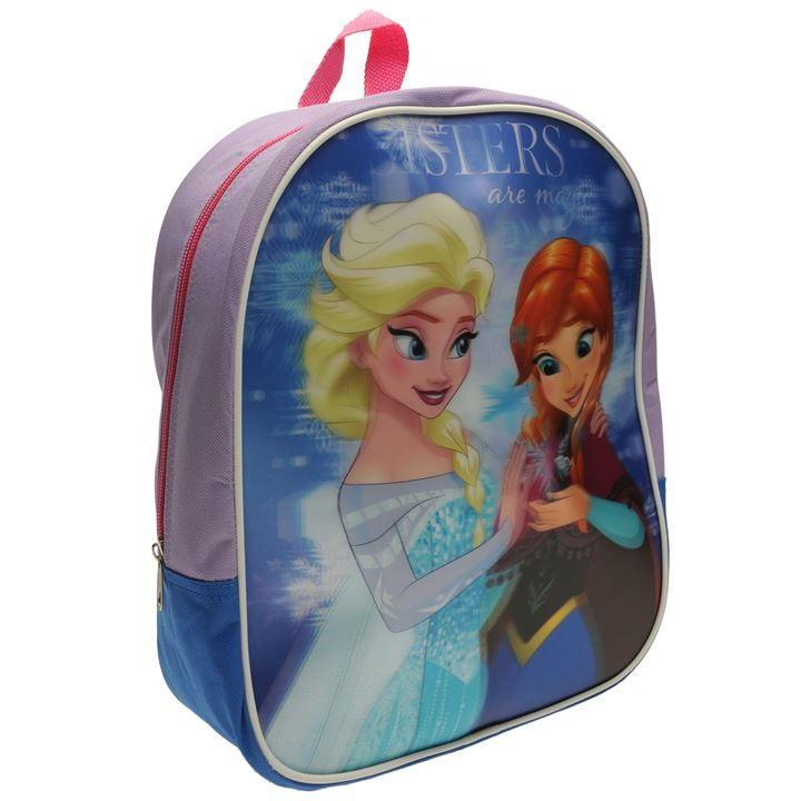 Disney frozen picture backpack