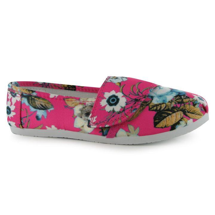 Miss Fiori Canvas Sams- floral