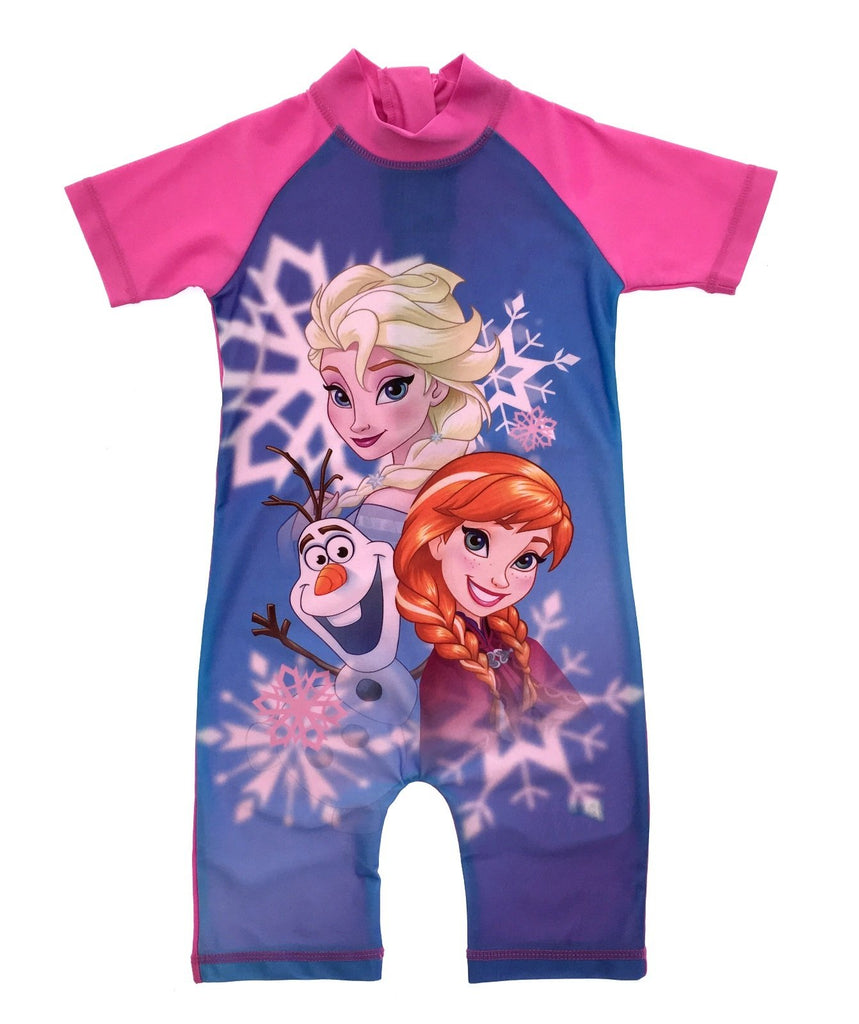 Disney frozen sunsafe swimsuit