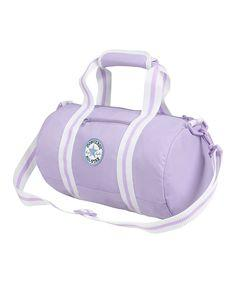 Converse tube bag lavender