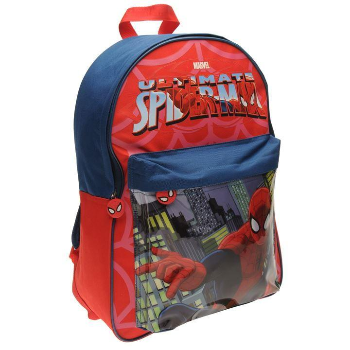 Marvel Spiderman bag