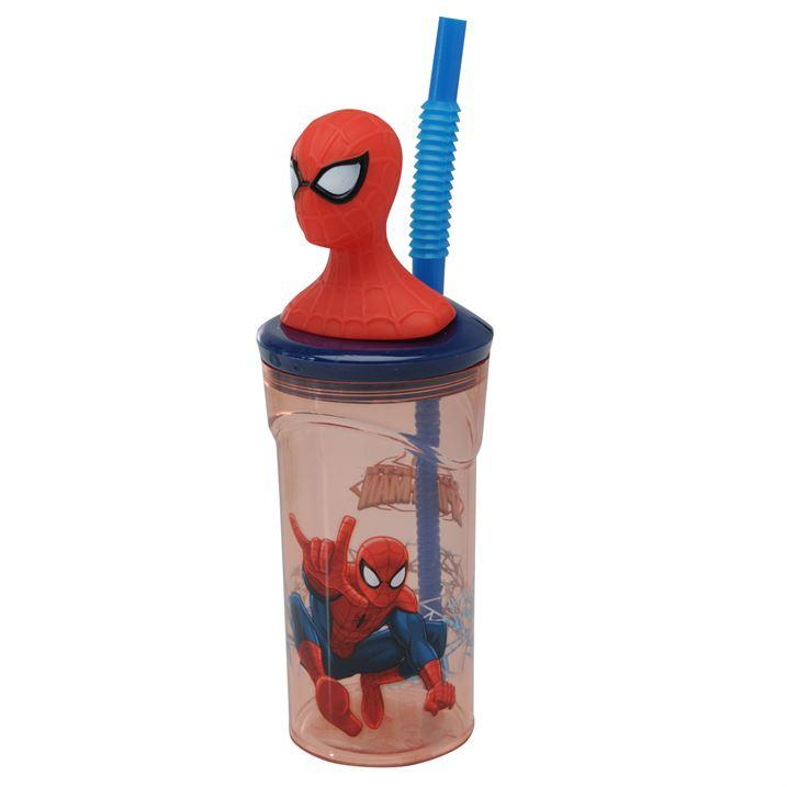 Spider man 3D cup