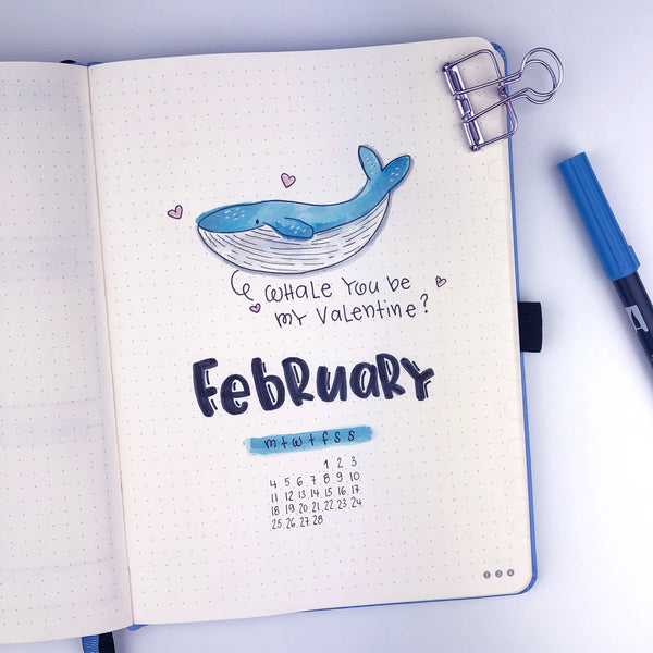 How to setup a Whale theme on your Dingbats* Notebook 🐋