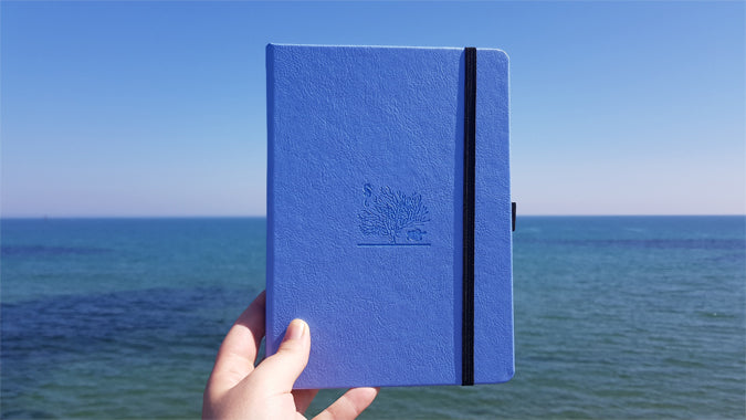 Inside my new Dingbats bullet journal — Blog post about our latest GBR Journal by A Cornish Geek